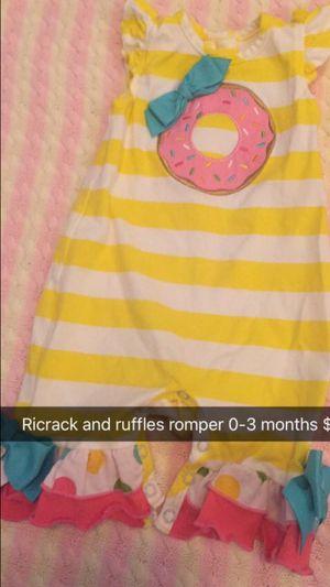 Ricrack and Ruffles for Sale in Jena, LA