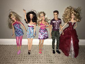 Barbie dolls for Sale in Minneapolis, MN