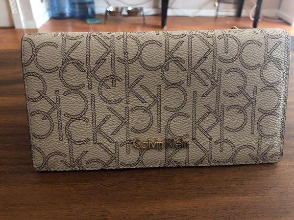 CK (Calvin Klein) wallet