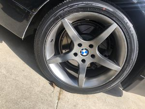 """Bmw 18"""" rims for Sale in Salinas, CA"""