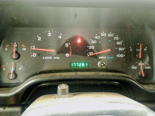 jeep wrangler SE 2004 (TJ) Automatic