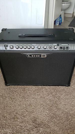 Line 6 Spider 3 120 stereo amplifier. 120 Watt 2x 10 for Sale in Santa Monica, CA