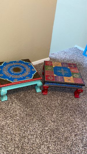 Decorative Stools for Sale in Fort Worth, TX