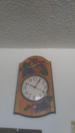 Sunbeam kitchen clock. for Sale in TWENTYNIN PLM, CA