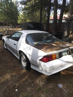 92 rs camaron for Sale in La Pine, OR