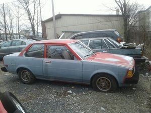 Toyota Corolla 1986 for proyect for Sale in PA, US