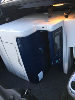 Xerox WorkCentre 6605 color laser all in one FREE delivery in the bay area SF for Sale in San Francisco, CA