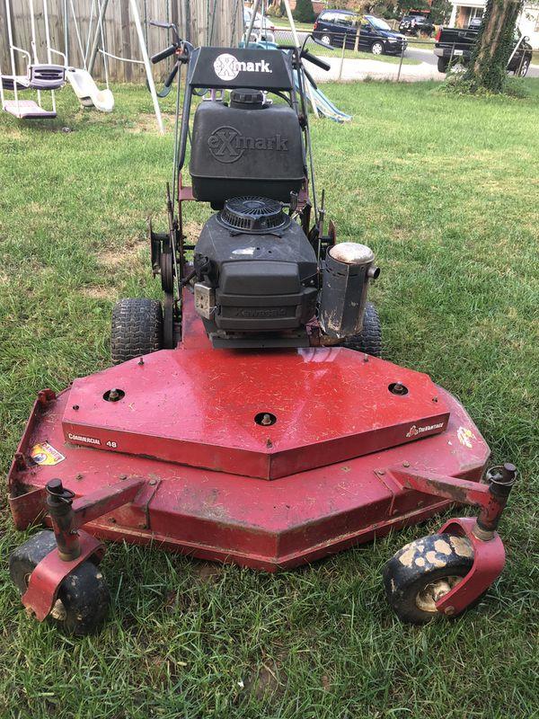 Lawnmower Exmark