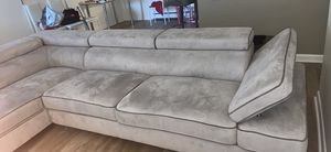 Gray sectional for Sale in Randolph, MA