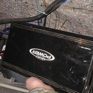 Jenson 900.1 Amp for Sale in Fresno, CA