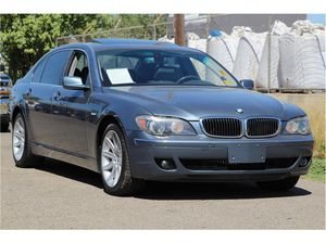 2008 BMW 7 Series for Sale in Fresno, CA
