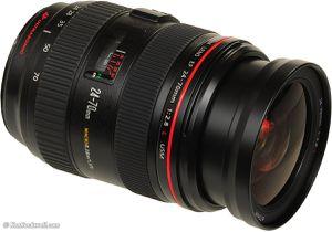 Canon 24-70 f2.8 L USM for Sale in Gardena, CA
