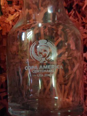 NEW Copa America 2016 US Centenario Glass Gift Souvenir Collectible FIFA MLS Soccer for Sale in Chicago, IL