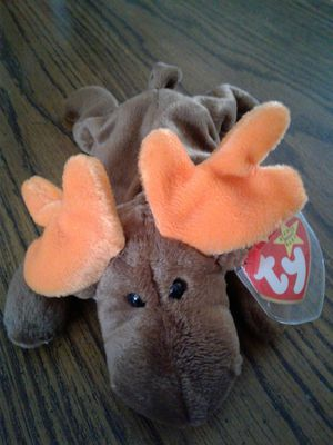 """1993 TY Beanie Babies """" Chocolate """" for Sale in Tollhouse, CA"""