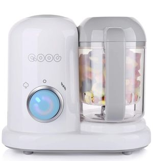 QOOC 4-in-1 Mini Baby Food Maker for Sale in Monterey Park, CA