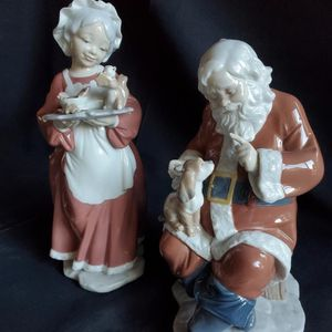 Lladro Christmas Figurines for Sale in Orange, CA
