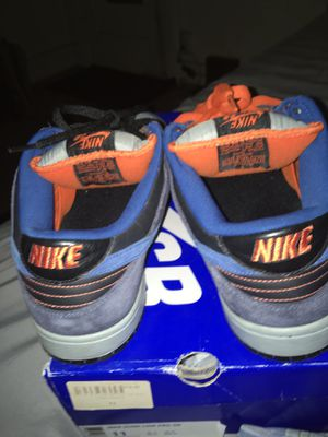 "Nike Sb Low ""Iron"" And ""Patagonia"" Size 11 for Sale in Los Angeles, CA"