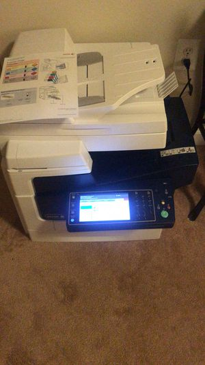 Xerox color printer for Sale in Forest Heights, MD
