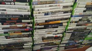 Xbox 360 games 5.00 each over 277 for Sale in Newark, OH