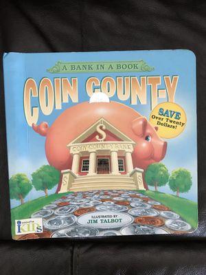 Coin Count-y Book for Sale in Rustburg, VA