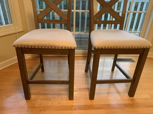 Bar Stools- Set of 2 for Sale in McKees Rocks, PA