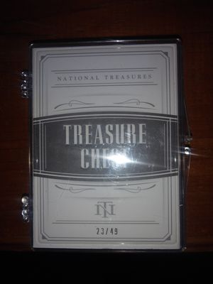 2018 National Treasures Hall of Fame Treasure Chest for Sale for sale  Colorado Springs, CO