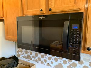 Almost new Whirlpool Appliances for Sale in Olympia, WA