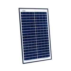 Liquidation Sale ALEKO PP25W12V 25 Watt 12 Volt Polycrystalline Solar Panel for Gate Opener for Sale in Kent, WA