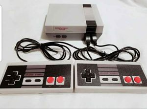 💯s of Nintendo NES Classic Games Built in - Console + 2 Controllers for Sale in San Antonio, TX