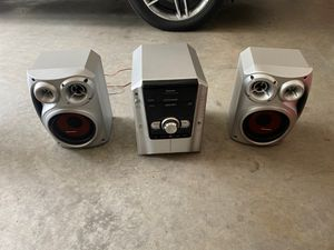 Panasonic cd stereo system for Sale in Poulsbo, WA