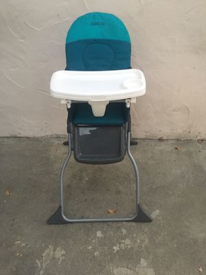 Cosco Folding high chair for Sale in Azusa, CA