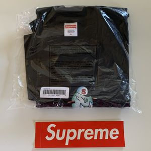 Supreme Dinosaur Tee XL 🔥(Black) + Free Box Logo Sticker for Sale in Los Angeles, CA