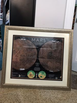 MARS picture frame for Sale in San Francisco, CA