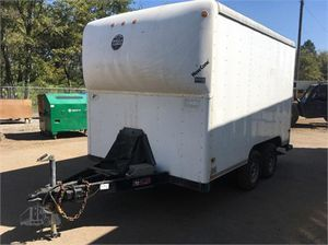 Wells cargo enclosed trailer for Sale in Portland, OR