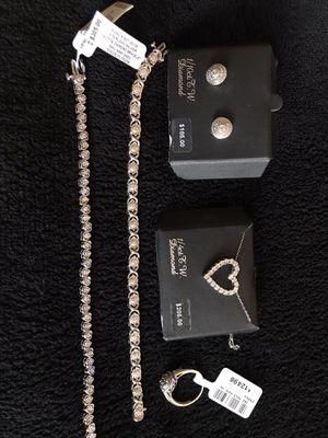 Diamond jewelry for Sale in Stockton, CA