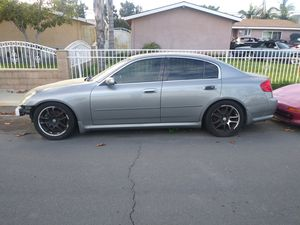 2006 Infiniti G35 part out for Sale in Pomona, CA