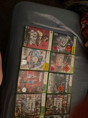 Xbox 360 games for Sale in Fraser, MI