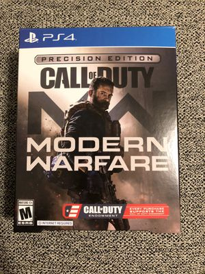 PS4 call of duty modern warfare for Sale in Westminster, CA