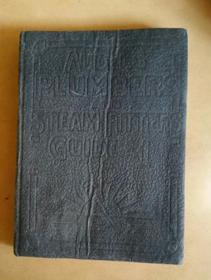 1943 Audel's Plumbers and Steam Fitters Guide #1 for Sale in Oro Valley, AZ