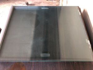 Glass pieces with track -4 pieces- FREE for Sale in Tampa, FL