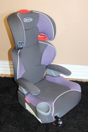 Graco affix booster car seat for Sale in Tampa, FL