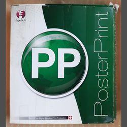 ErgoSoft PosterPrint v.2008 for Sale in Mount Dora,  FL
