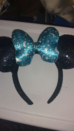 Disney Land Sparkly Hat for Sale in Costa Mesa, CA
