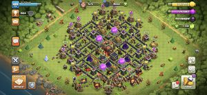 Clash of clans th10 for sale for Sale in Los Angeles, CA