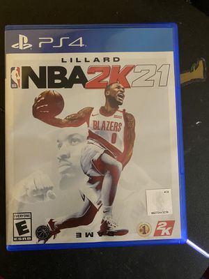 Nba 2k21 PS4 for Sale in Haines City, FL