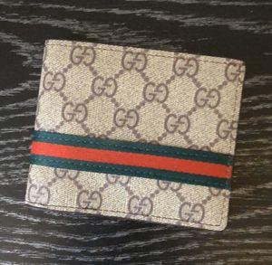 Gucci Stripe Wallet for Sale in Parsippany-Troy Hills, NJ