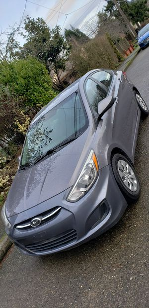 2015 Hyundai accent GLS for Sale in Seattle, WA