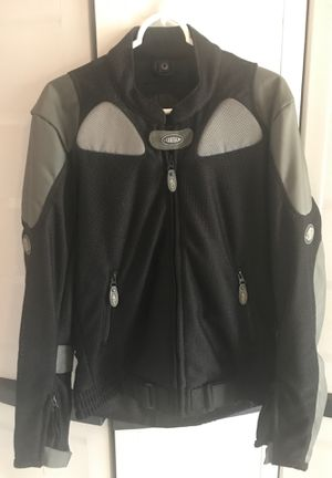 Motorcycle jacket and gloves for Sale in Plantation, FL