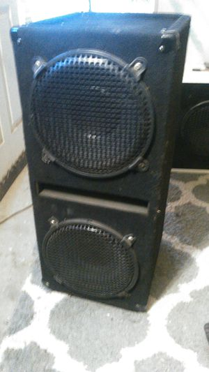 Klipsch subwoofer 212 for Sale in Peoria, AZ