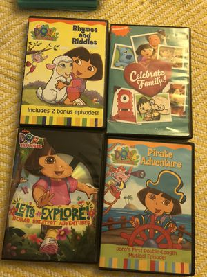 Dora the Explorer DVDs for Sale in Washington, DC
